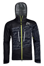 Ortovox 3L Guardian Shell Jacket M Black Raven