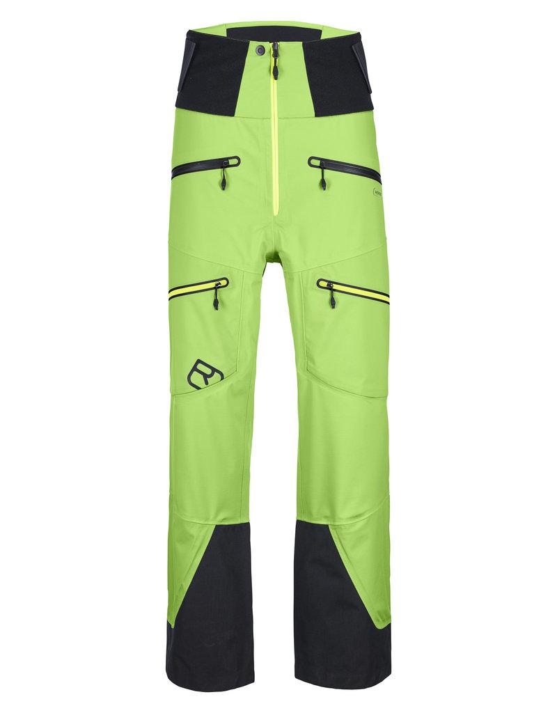 Ortovox 3L Guardian Shell Pants M Matcha Green