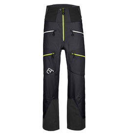 Ortovox 3L Guardian Shell Pants M Black Raven