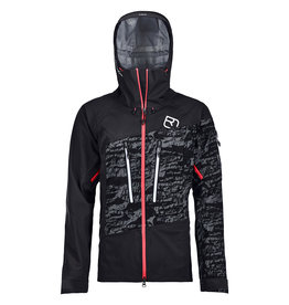 Ortovox 3L Guardian Shell Jacket W Black Raven