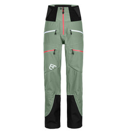 Ortovox 3L Guardian Shell Pants W Green Isar