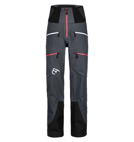 Ortovox 3L Guardian Shell Pants W Black Steel
