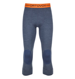 Ortovox 185 RockNWool Short Pants M Night Blue Blend