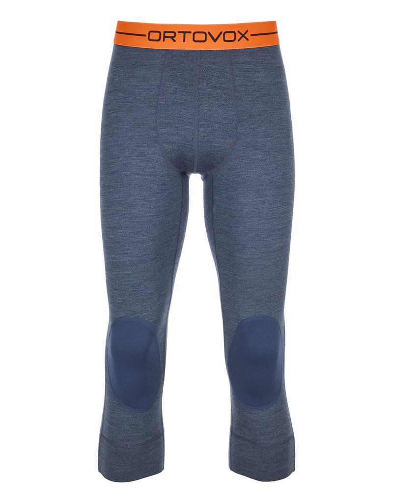 Ortovox 185 RockNWool Short Pants M Night Blue Blend