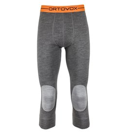 Ortovox 185 RockNWool Short Pants M Dark Grey Blend