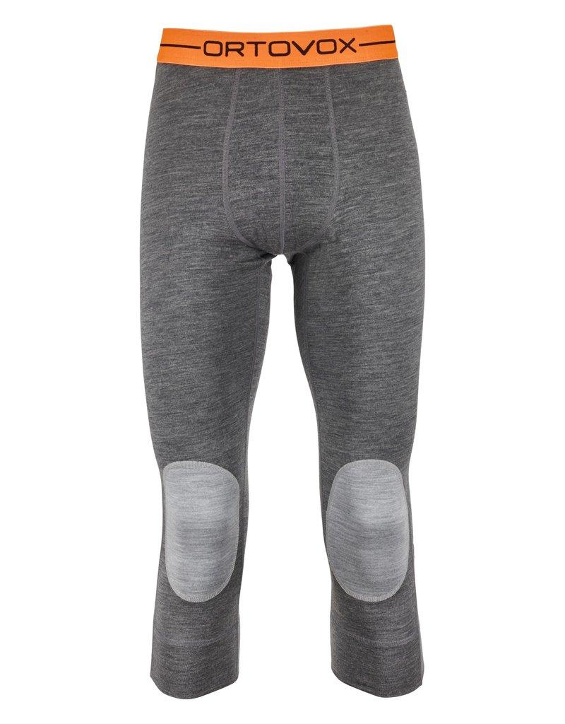 Ortovox 185 RockNWool Short Pants M Dark Grey Blend