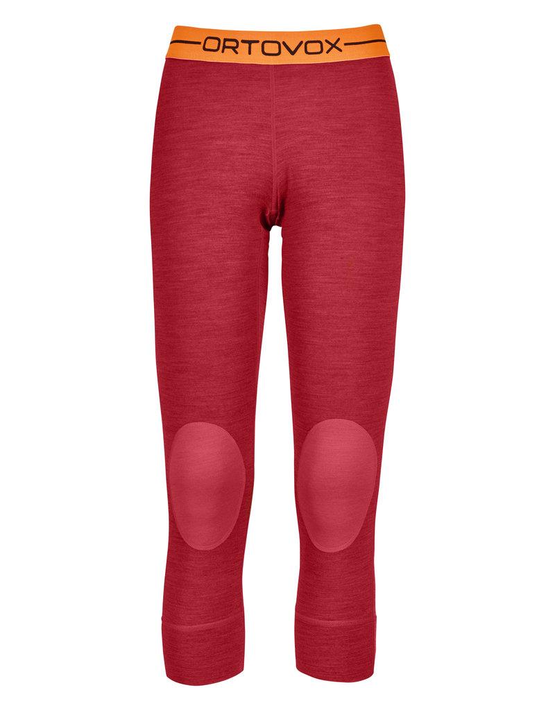 Ortovox 185 RockNWool Short Pants W Hot Coral Blend