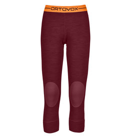 Ortovox 185 RockNWool Short Pants W Dark Blood Blend