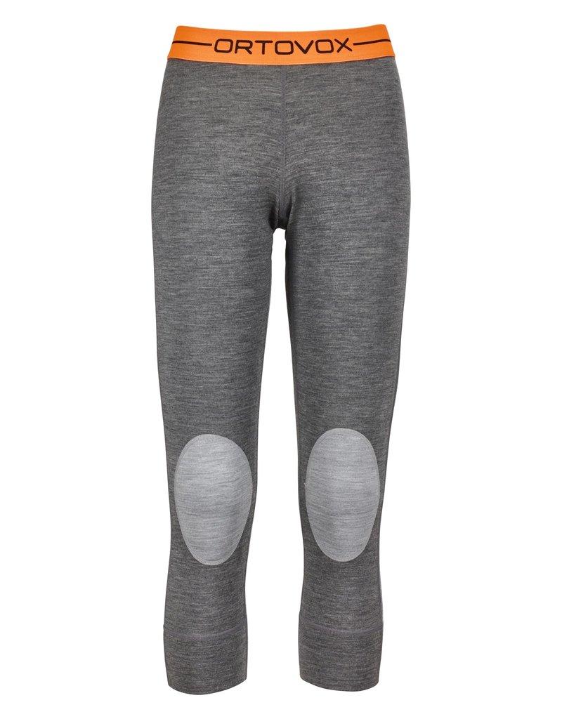 Ortovox 185 RockNWool Short Pants W Dark Grey Blend