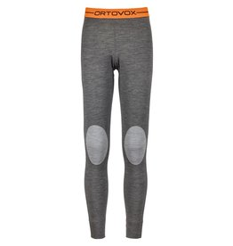 Ortovox 185 RockNWool Long Pants W Dark Grey Blend