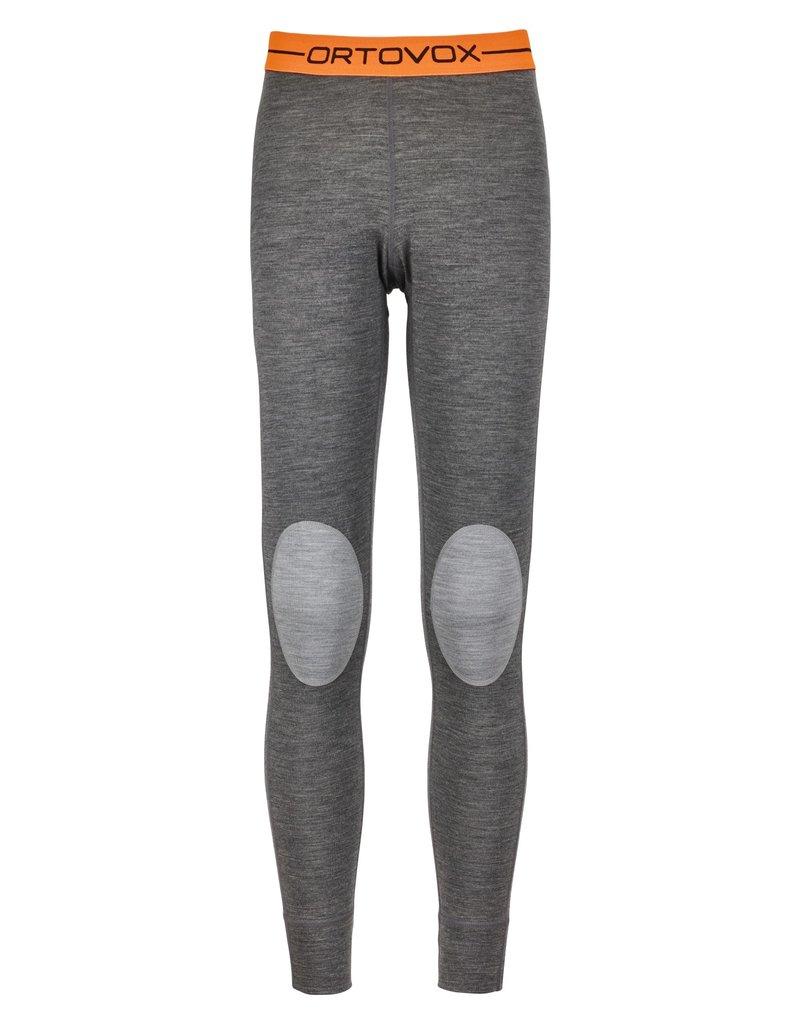 Ortovox 185 RockNWool Long Pants W Dark Grey Blend