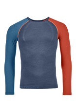 Ortovox 120 Comp Light Long Sleeve M Night Blue