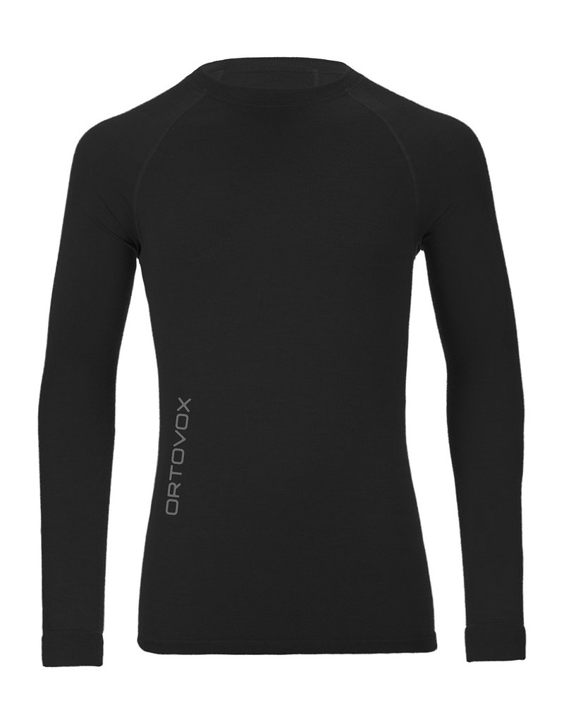 Ortovox 230 Competition Long Sleeve M Black Raven