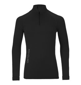 Ortovox 230 Competition Zip Neck M Black Raven