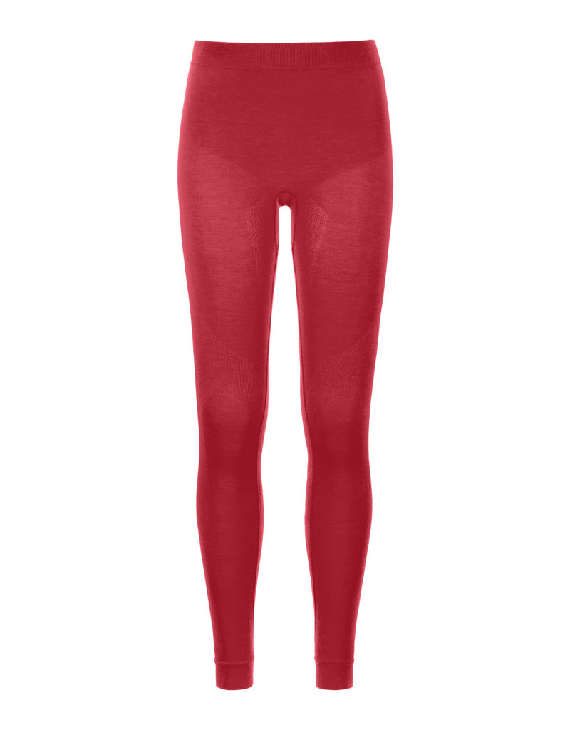 Ortovox 230 Competition Long Pants W Hot Coral