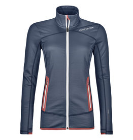 Ortovox Fleece Jacket W Night Blue