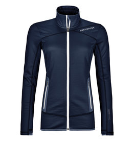 Ortovox Fleece Jacket W Dark Navy