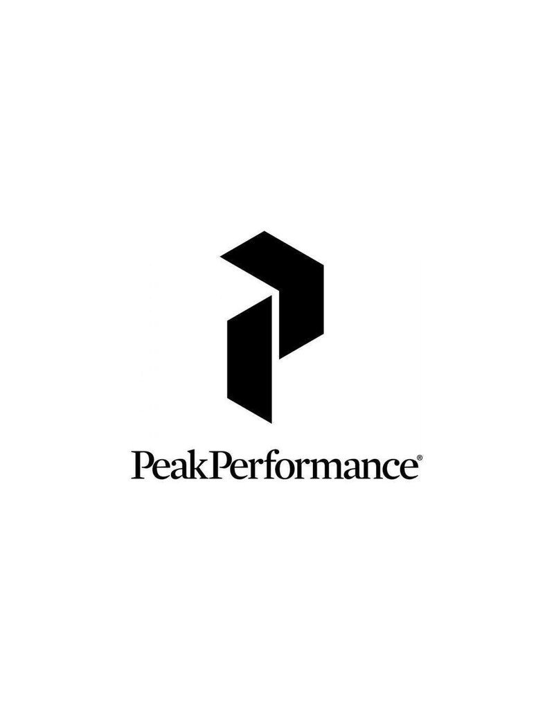 Peak Performance Helo Liner Dames Jas Zwart