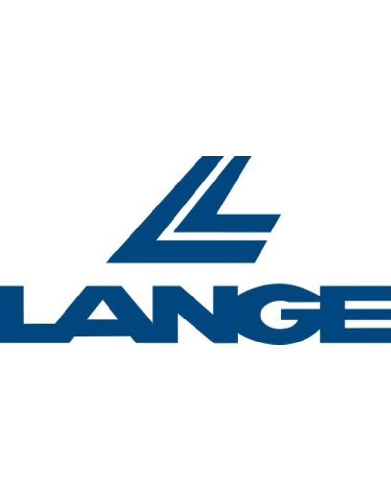 Lange RX 80 W LV Women Ski Boots Black