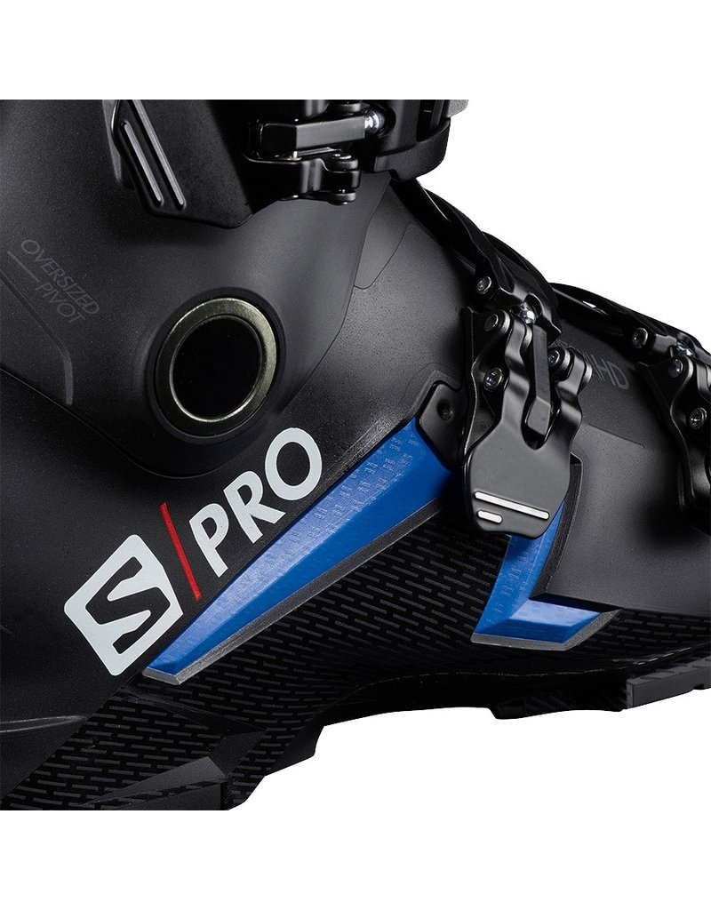 Salomon S/Pro 130 Black Race Blue Red