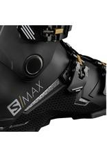 Salomon S/Max 110 W Women Ski Boots Black Gold Glow