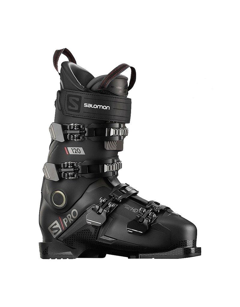 Ski Boot Review: 2019 2020 Salomon SPro