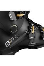 Salomon S/Pro 90 W Dames Skischoenen Black Belluga Gold