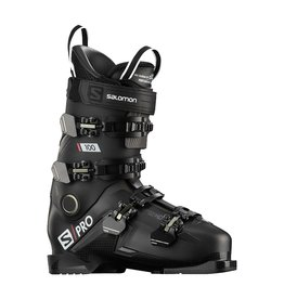 Salomon S/Pro 100 Black Belluga Gold