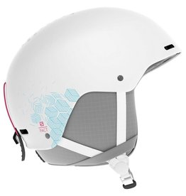 Salomon PACT Junior Helmet White