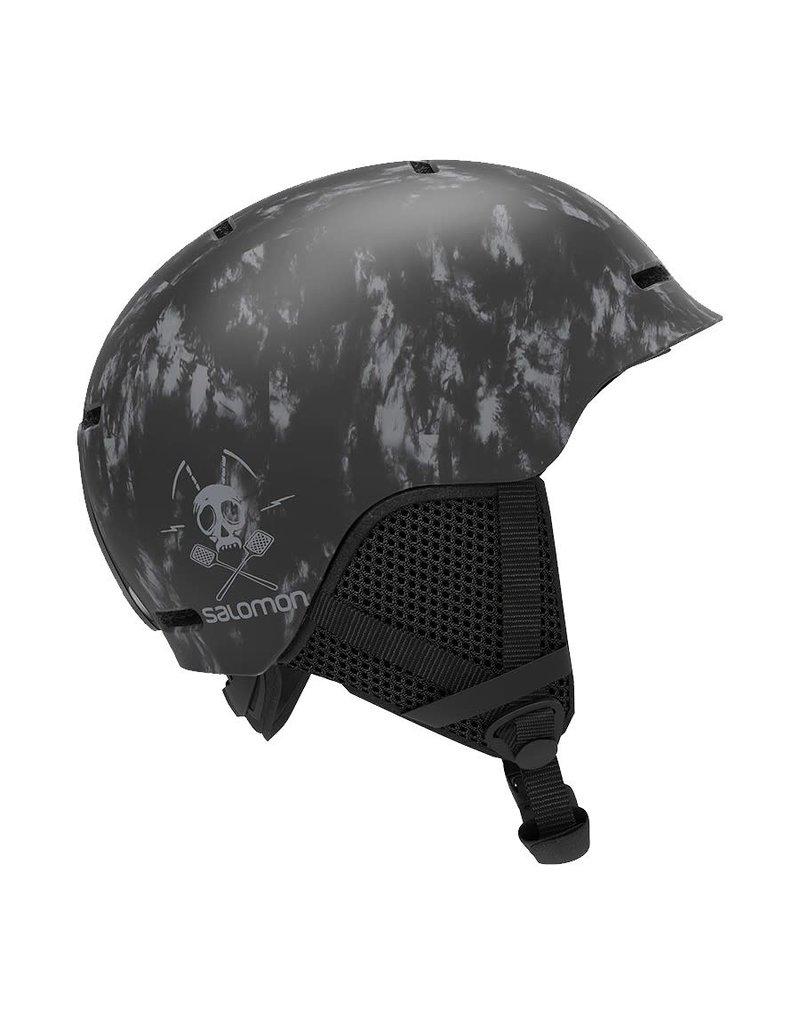 Salomon Grom Junior Helmet Black Tie&Dye