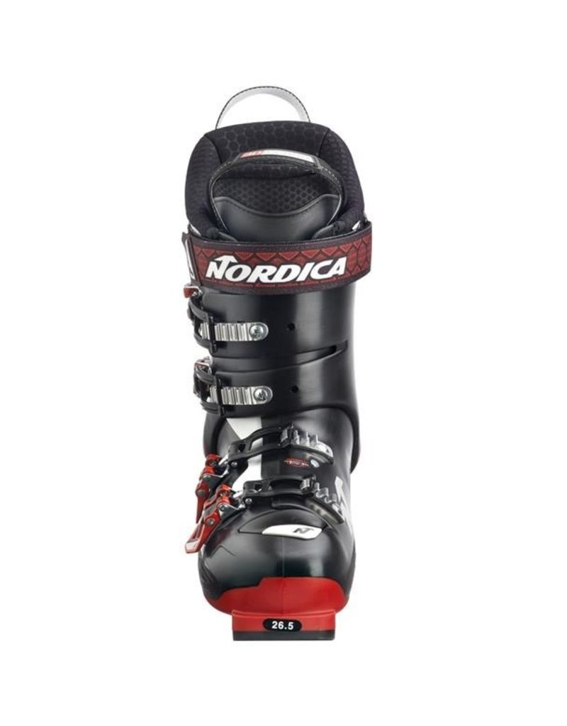 Nordica  Speedmachine 110 Black Red White