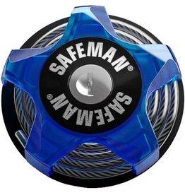 Safeman Ski Lock Blue