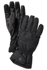 Hestra Primaloft Leather Dames 5-vinger Zwart