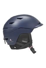 Salomon Sight Women Helmet Wisteria Navy