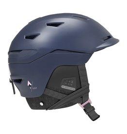 Salomon Sight Dames Helm Wisteria Navy