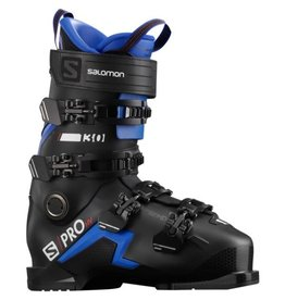Salomon S/Pro HV 130 Black Race Blue Red