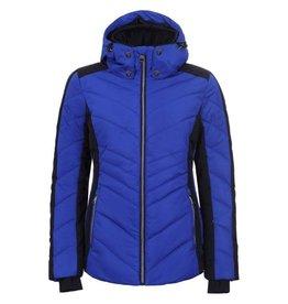 Luhta Women's Jalasjoki Ski Jacket Royal Blue