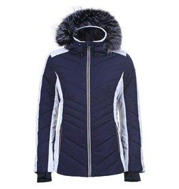 Luhta Women's Jalasjoki Ski Jacket Dark Blue