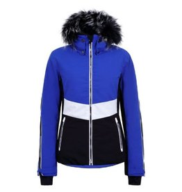 Luhta Jakka Dames Ski Jas Royal Blue