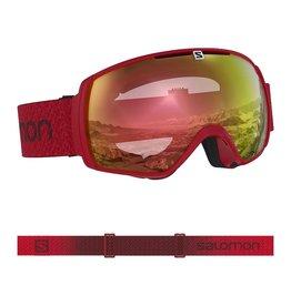 Salomon XT One Photo Sigma Goggle Matador Red