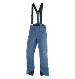 Salomon Men's Force Ski Pants Dark Denim