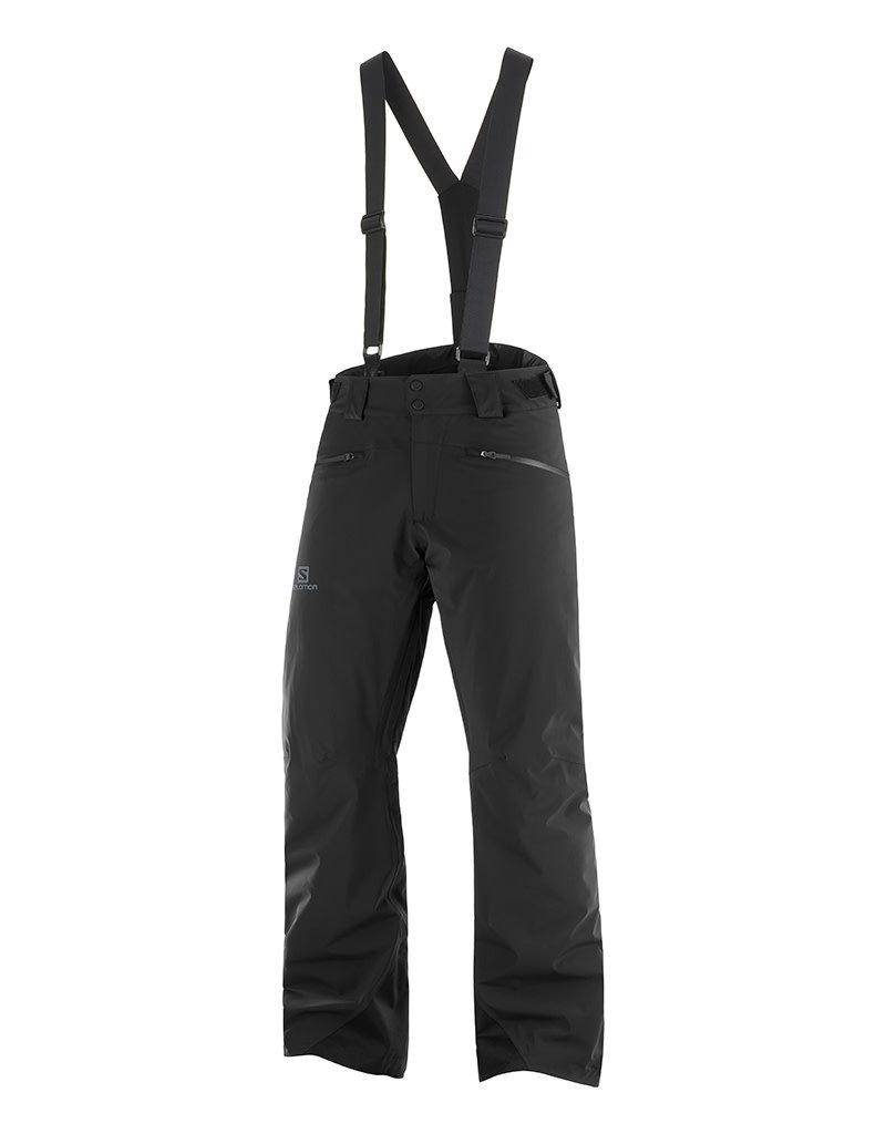 Salomon Men's Force Ski Pants Black