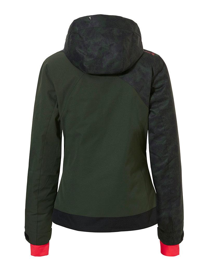 Rehall Josey-R Junior Ski Jacket Girls Olive