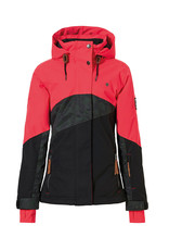 Rehall Jaymie-R Junior Ski Jacket Girls Red Pink