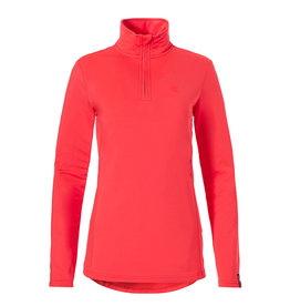 Rehall Lizzy-R Basic Dames Ski Pully Red Pink