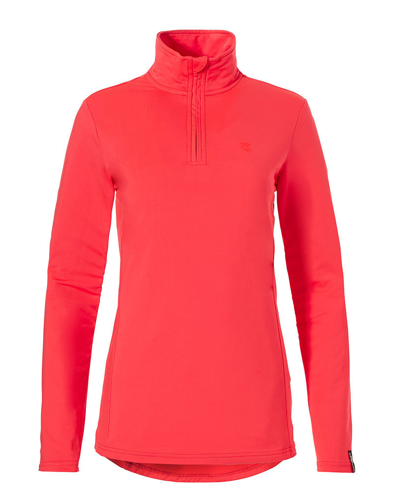 Rehall Women's Lizzy-R Basic Ski Pully Red Pink
