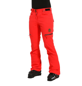 Rehall Women's Keely-R Ski Pants Red Pink