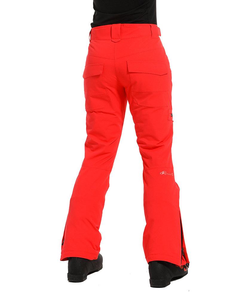 Rehall Keely-R Dames Skibroek Red Pink