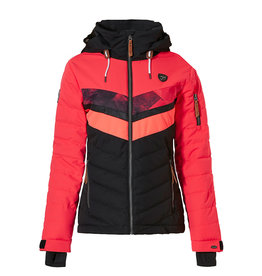 Rehall Women's Karina-R Ski Jacket Red Pink