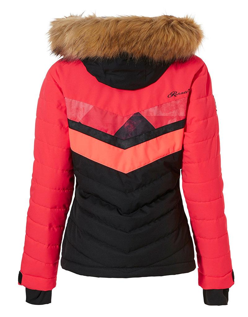Rehall Karina-R Dames Ski Jas Red Pink